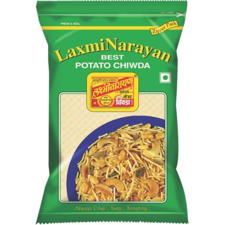 Laxmi Narayan Best Potato Chiwda